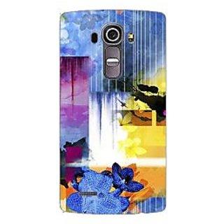 Garmor Designer Silicone Back Cover For Lg G4 H810 608974310332