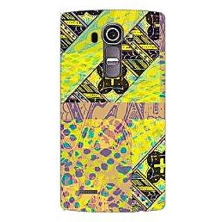Garmor Designer Silicone Back Cover For Lg G4 H810 38109422287