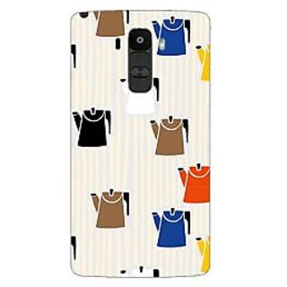 Garmor Designer Silicone Back Cover For Lg G4 Stylus 14276045566