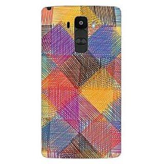 Garmor Designer Silicone Back Cover For Lg G4 Stylus 14276046037