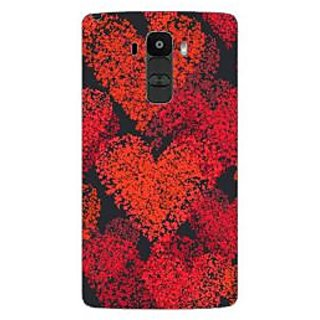 Garmor Designer Silicone Back Cover For Lg G4 Stylus 14276045771