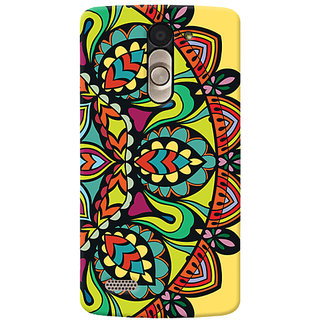 Garmor Designer Silicone Back Cover For Lg L Bello D335 6016045803050