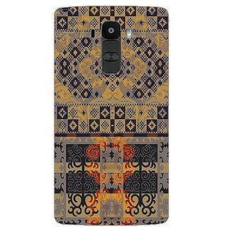 Garmor Designer Silicone Back Cover For Lg G4 Stylus 14276044590