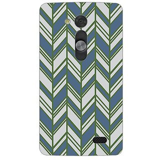 Garmor Designer Silicone Back Cover For Lg L Fino 608974312862