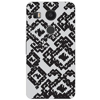Garmor Designer Silicone Back Cover For Lg Nexus 5X 14276049250