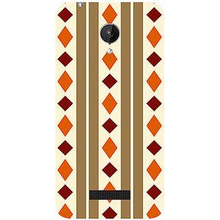 Garmor Designer Silicone Back Cover For Micromax Canvas Spark Q380 786974286564