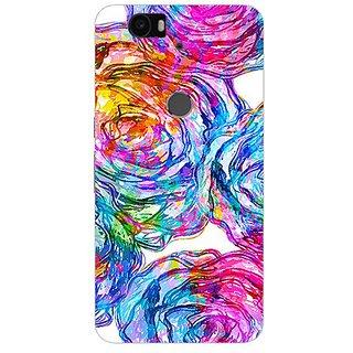 Garmor Designer Silicone Back Cover For Huawei Nexus 6P 14276044217