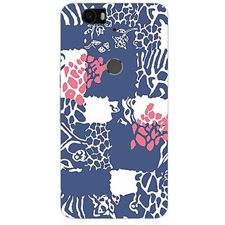 Garmor Designer Silicone Back Cover For Huawei Nexus 6P 14276044286