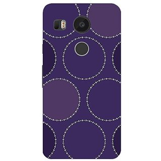 Garmor Designer Silicone Back Cover For Lg Nexus 5X 14276048468