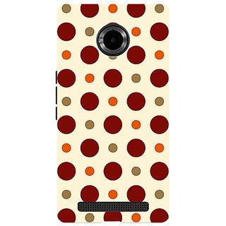 Garmor Designer Silicone Back Cover For Micromax Yu Yuphoria Yu5010 786974289459