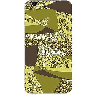 Garmor Designer Silicone Back Cover For Micromax Yu Yureka Ao5510 608974315481