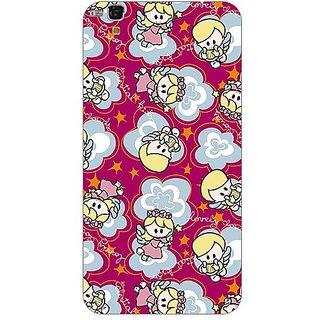 Garmor Designer Silicone Back Cover For Micromax Yu Yureka Ao5510 38109430466