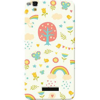Garmor Designer Silicone Back Cover For Micromax Yu Yureka Ao5510 6016045798615