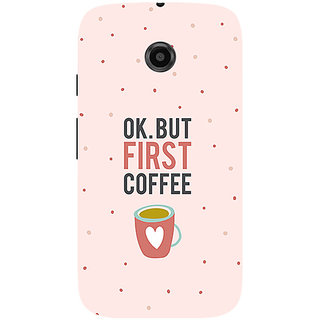 Garmor Designer Silicone Back Cover For Motorola Moto E 786974296587