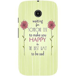 Garmor Designer Silicone Back Cover For Motorola Moto E 786974295689