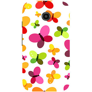 Garmor Designer Silicone Back Cover For Motorola Moto E 786974295795