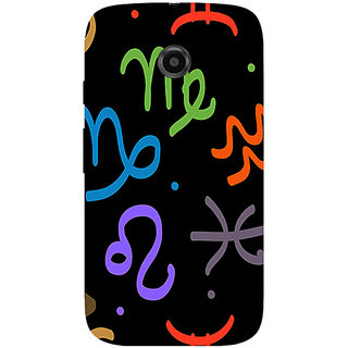 Garmor Designer Silicone Back Cover For Motorola Moto E 786974294590