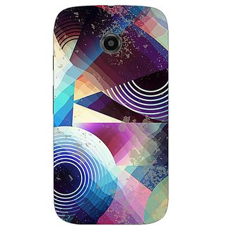 Garmor Designer Silicone Back Cover For Motorola Moto E 608974316389