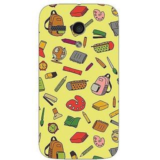 Garmor Designer Silicone Back Cover For Motorola Moto G 38109433610