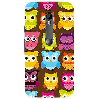 Garmor Designer Silicone Back Cover For Motorola Moto G (3Rd Gen) 786974298338