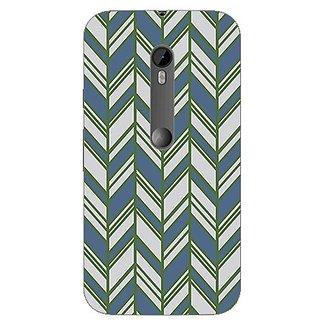 Garmor Designer Silicone Back Cover For Motorola Moto G (3Rd Gen) 608974317713