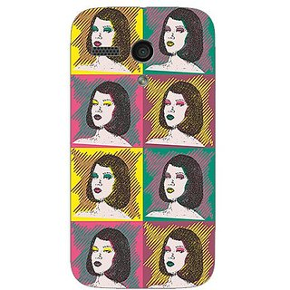 Garmor Designer Silicone Back Cover For Motorola Moto G 38109434075