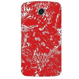 Garmor Designer Silicone Back Cover For Motorola Nexus 6 38109435775