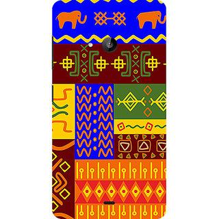 Garmor Designer Silicone Back Cover For Nokia Lumia 535 786974304855