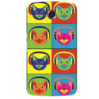 Garmor Designer Silicone Back Cover For Motorola Nexus 6 786974303711