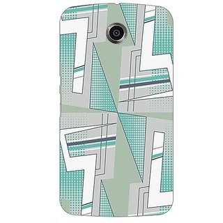 Garmor Designer Silicone Back Cover For Motorola Nexus 6 608974319458