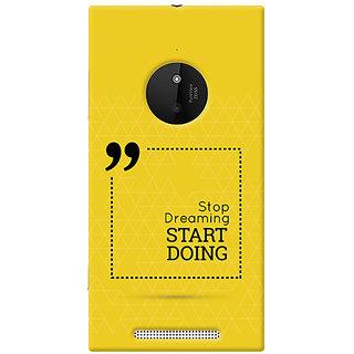 Garmor Designer Silicone Back Cover For Nokia Lumia 830 6016045807911