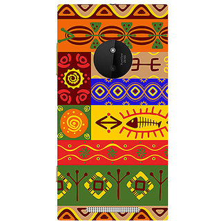 Garmor Designer Silicone Back Cover For Nokia Lumia 830 786974317862