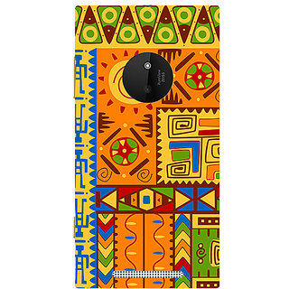 Garmor Designer Silicone Back Cover For Nokia Lumia 830 786974319453