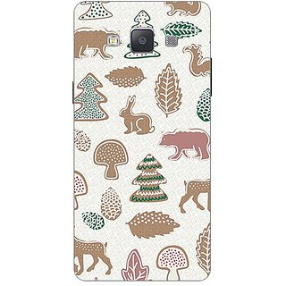 Garmor Designer Silicone Back Cover For Samsung Galaxy A5 Sm-A500 38109449512