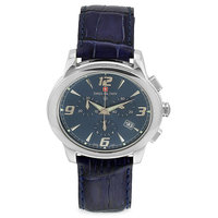 Swiss Military Elegant Unisex Blue Chronograph Swiss Movement Watch