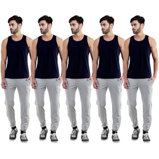 Dee Mannequin Energetic Gym Trackpants For Men