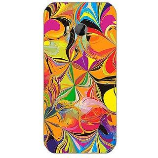 Garmor Designer Silicone Back Cover For Htc One M8 Mini 608974302825