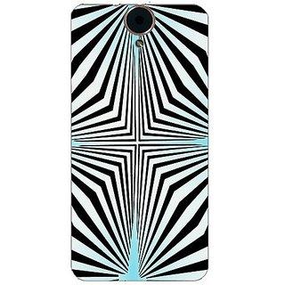 Garmor Designer Silicone Back Cover For Htc One E9 Plus 608974303402