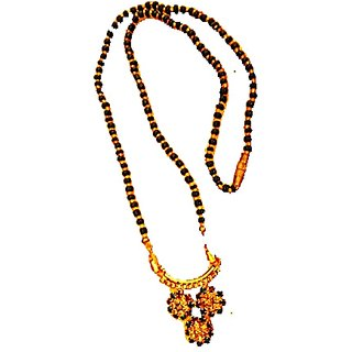 Cz Diamonds Mangalsutra available at ShopClues for Rs.150