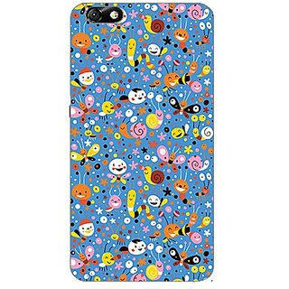 Garmor Designer Silicone Back Cover For Huawei Honor 4X 38109414213