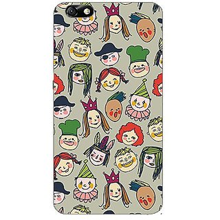 Garmor Designer Silicone Back Cover For Huawei Honor 4X 38109414367