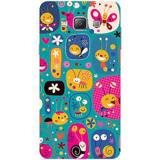 Garmor Designer Silicone Back Cover For Samsung Galaxy A7 Sm-A700 786974332001