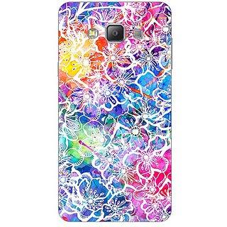 Garmor Designer Silicone Back Cover For Samsung Galaxy A7 Sm-A700 608974328962
