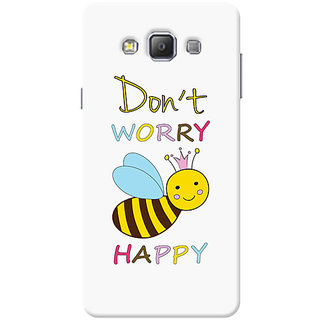 Garmor Designer Silicone Back Cover For Samsung Galaxy A7 Sm-A700 6016045804774