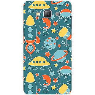 Garmor Designer Silicone Back Cover For Samsung Galaxy A7 Sm-A700 786974333312