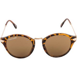 Danny Daze Round D-2528-C3 Sunglasses