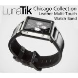Lunatik Chicago Collection Multi Touch Watch Band Case For Ipod Nano 6th Gen Black With Free Screen Guard.