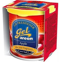 Combo For Car Areon Gel Air Freshener Apple