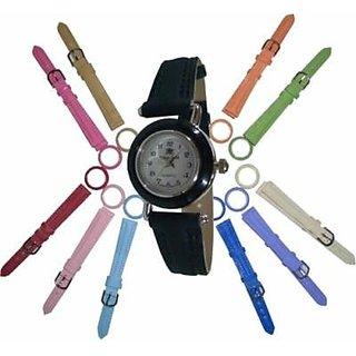 11 In 1 Multi-dial Changeable Watch Set
