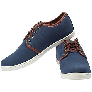 Harry Hill Stacks Ii Casuals Shoes (H6078BLU)